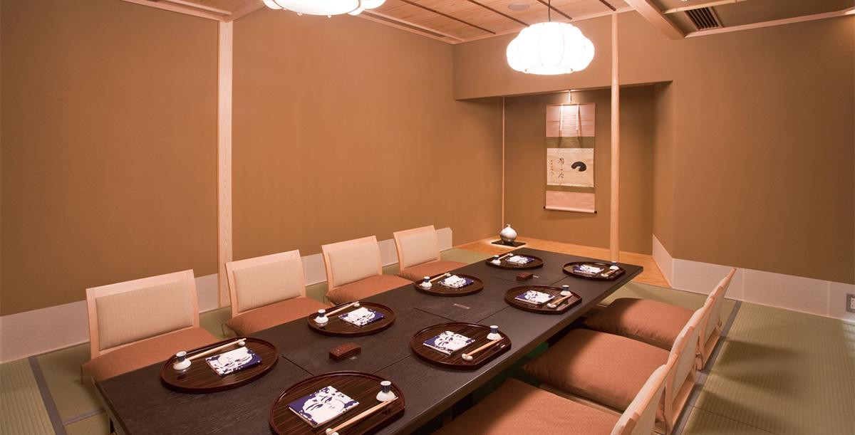 紀尾井町 吉座江戸の三家をイメージした空間で感じる和の粋紀尾井町 吉座